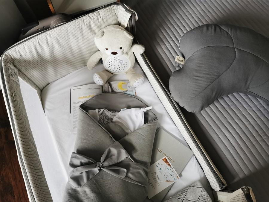 Wygoda dla rodziców w opiece nad niemowlakiem