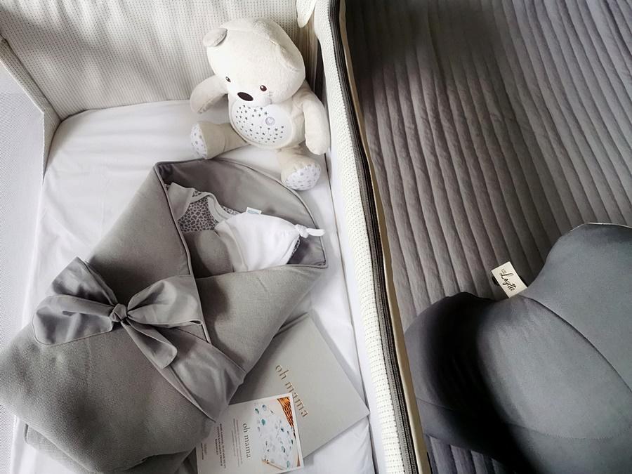 Jakie łóżeczko na pierwsze miesiące
