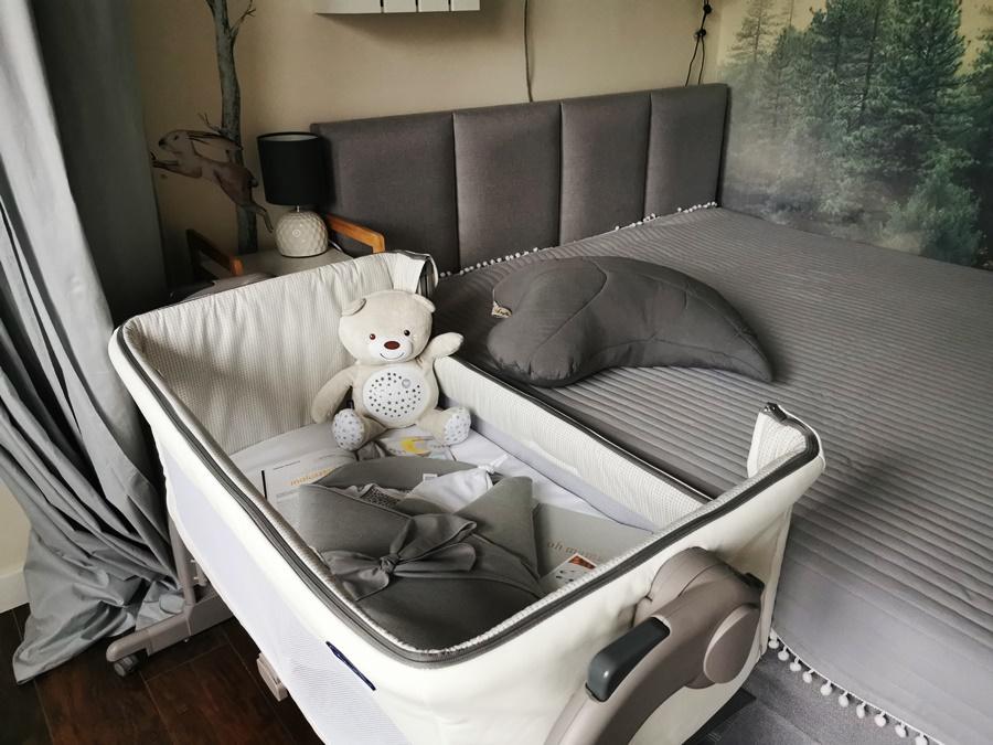 Zalety łóżeczka dostawnego:
