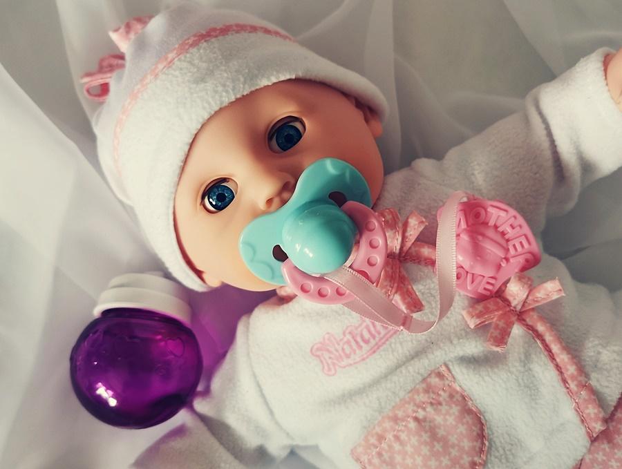 lalka bobasek dla trzylatki