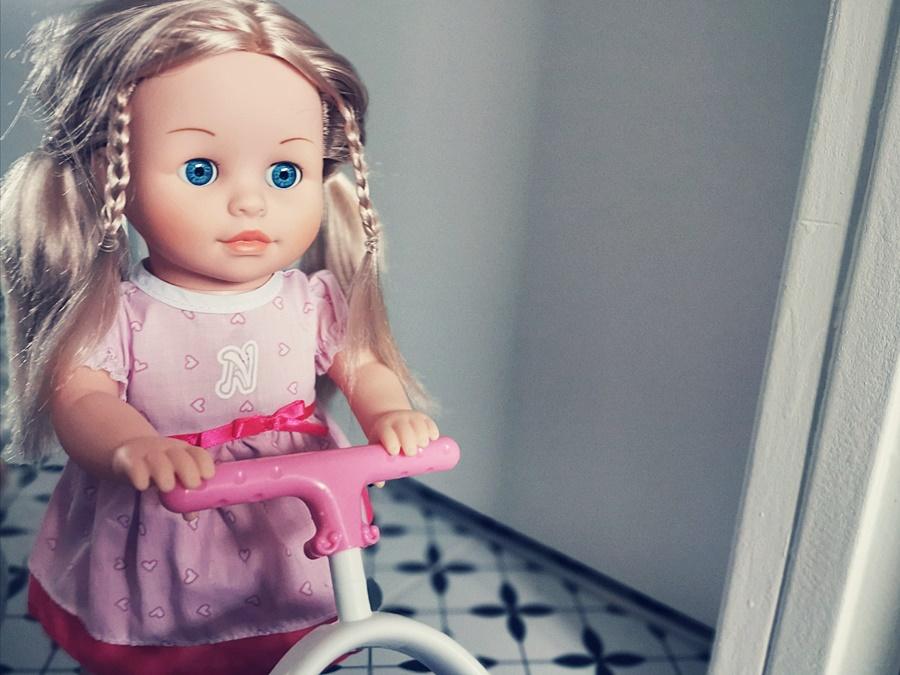 lalka dla czterolatki