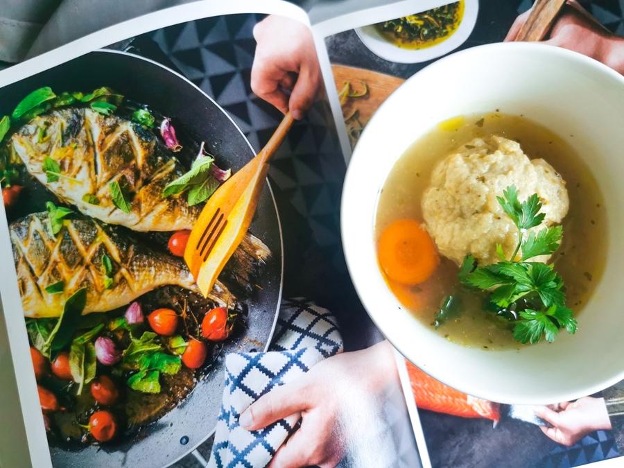 Pulpeciki rybne z zupą rybną - przepis