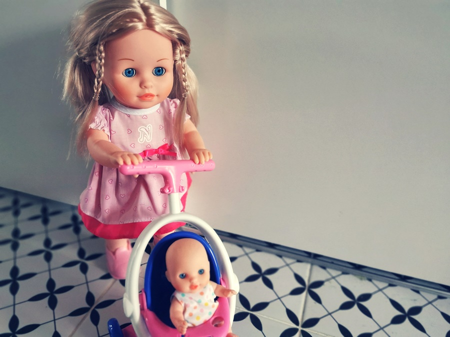 lalka dla pięciolatki