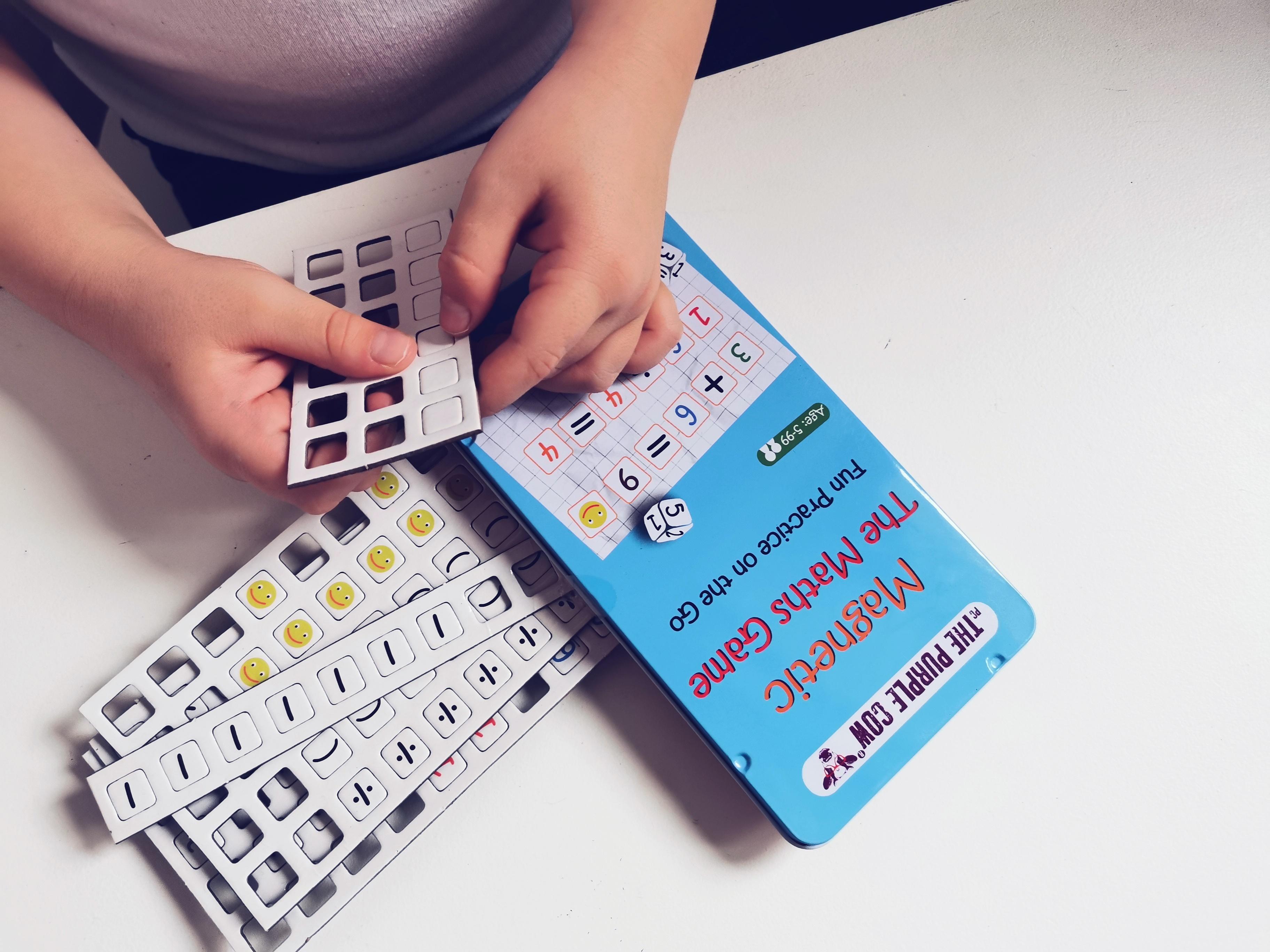 zabawka dla małego matematyka