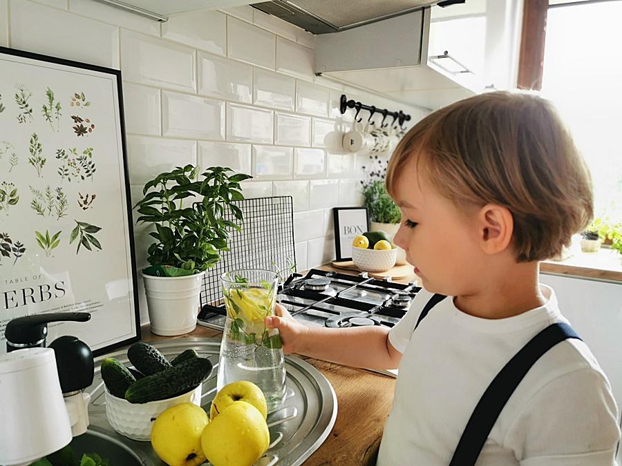 czy warto gotować z dzieckiem