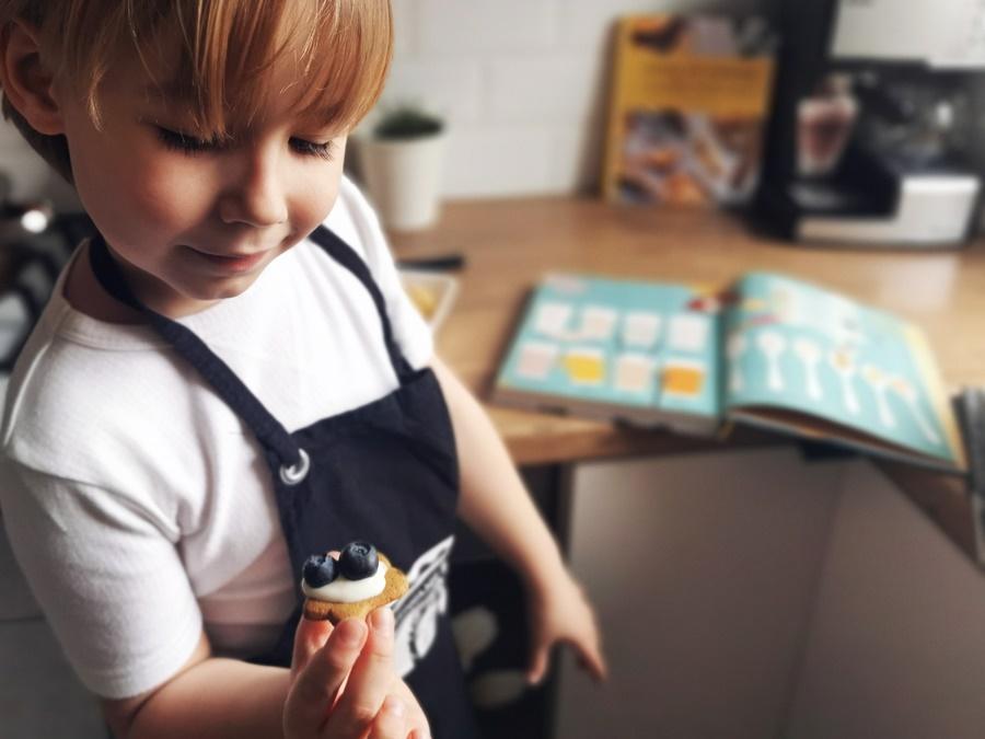kreatywny czas w kuchni