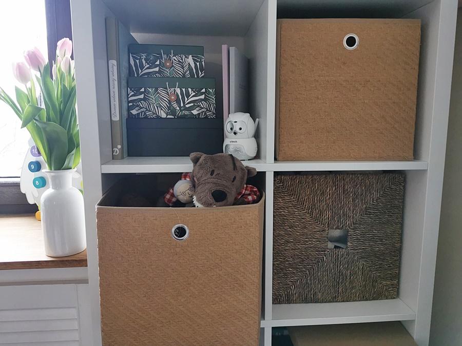 składane pudełka do przechowywania do kalaxa