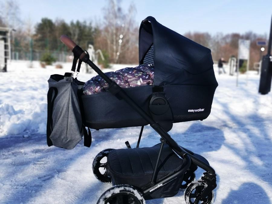 Czym wyróżnia się wózek Easywalker Harvey² Premium
