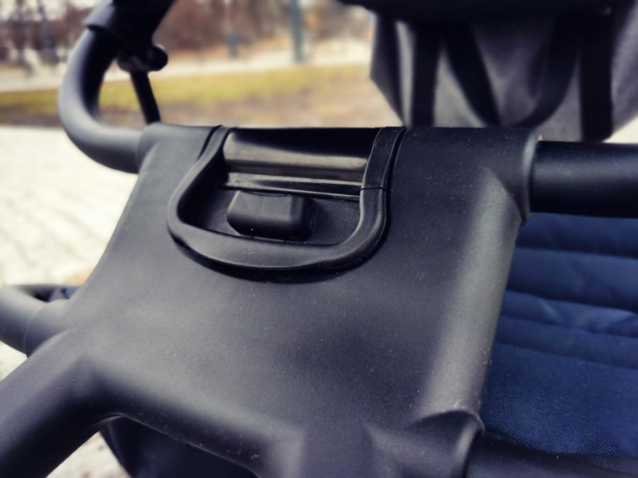 Wózkiem Easywalker Harvey² Premium