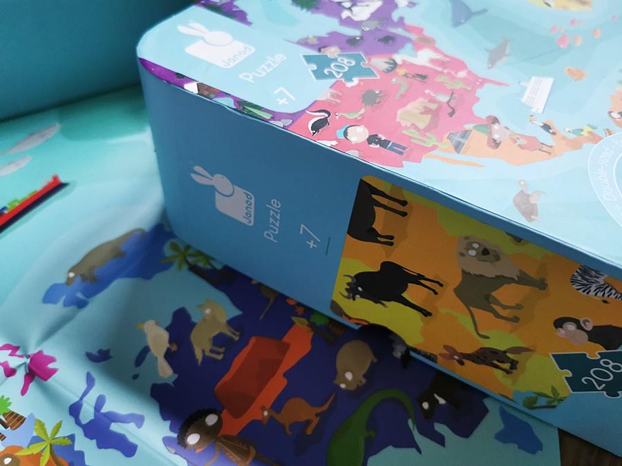 puzzle na dzień dziecka dla chłopca