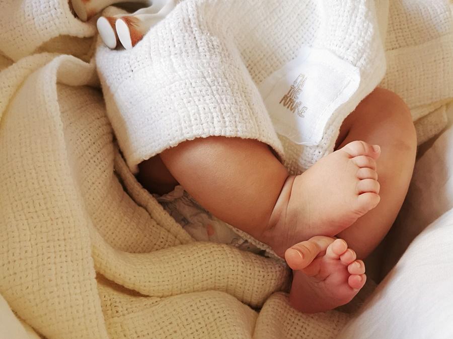 jak kąpać noworodka