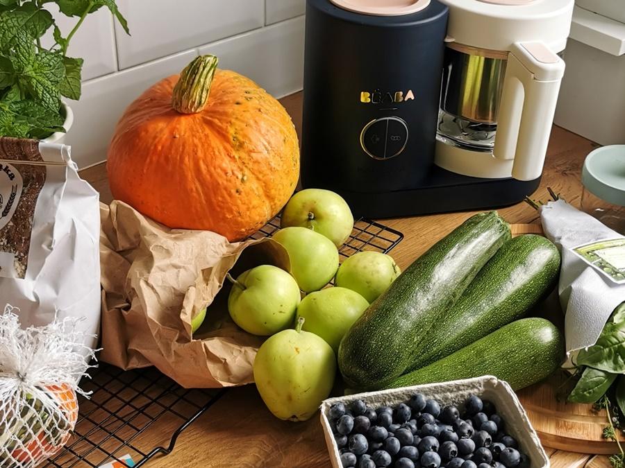 Zdrowe gotowanie i planowanie posiłków przy rozszerzaniu diety u malucha z Beaba